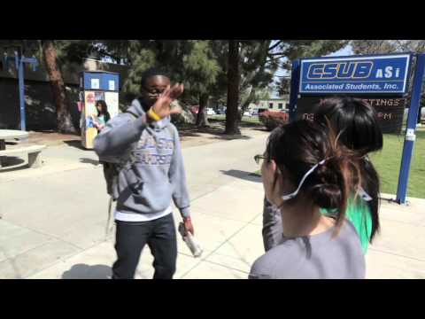 One Day Without Shoes Promo - California State University, Bakersfield