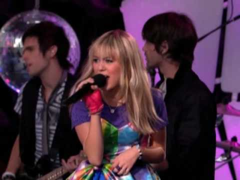 Hannah Montana - It's All Right Here (Official Music Video)