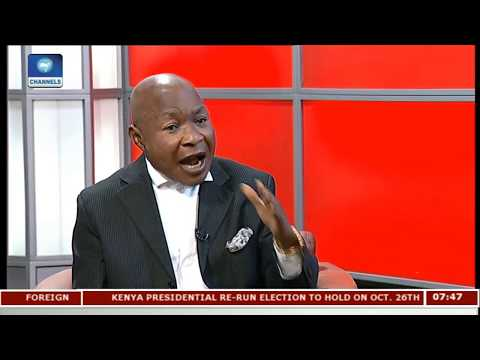 NGOs Should Be Allowed To Regulate Themselves - Lawyer Pt.2  Sunrise Daily 