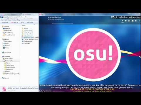 #Tutorial Show - Cara Memasang Beatmap/Lagu di Game OSU!