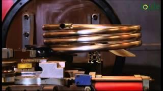 Joule produkcja bojlerów wymienników ze stali nierdzewnej - kształtowanie wężownicy