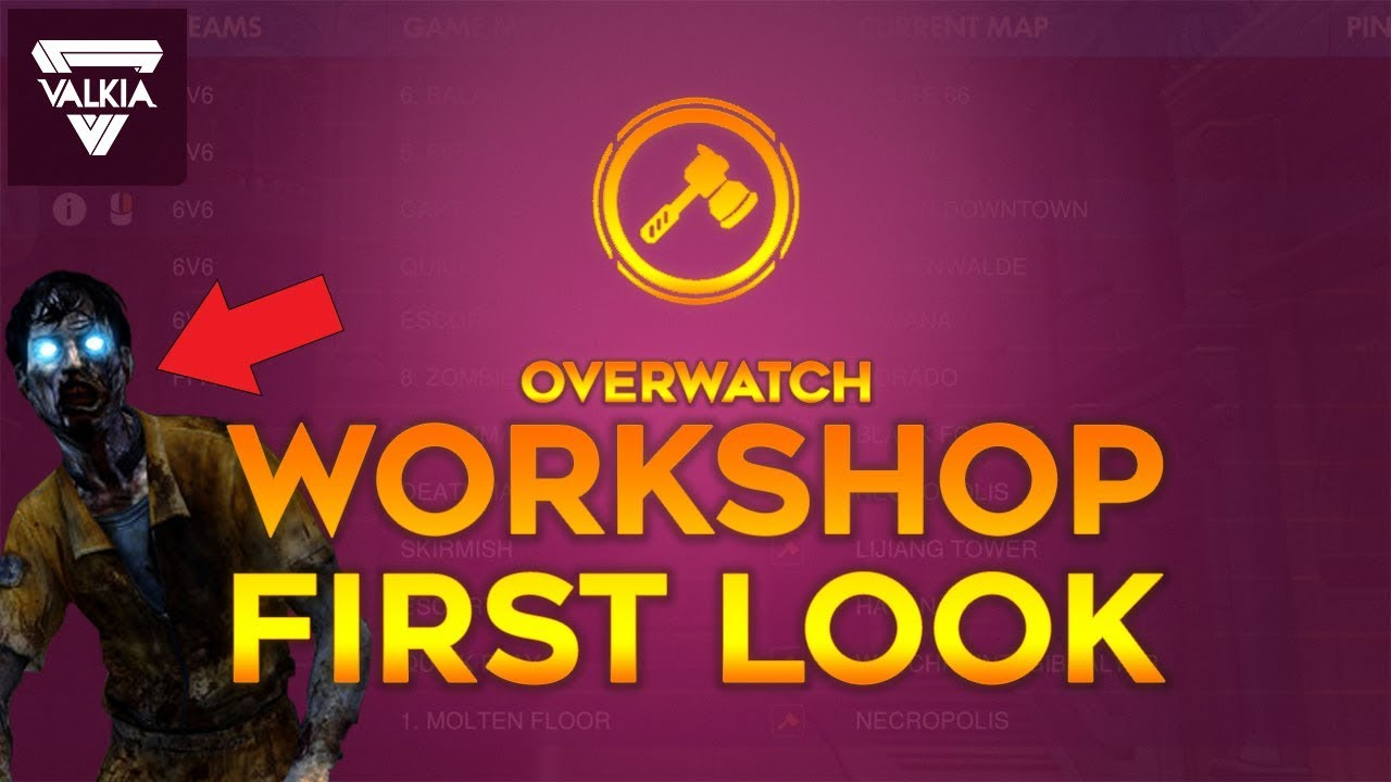 Overwatch: Workshop guide | Metabomb