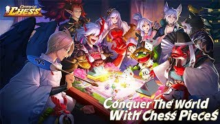 Onmyoji Chess - Android Gameplay (By NetEase Games )