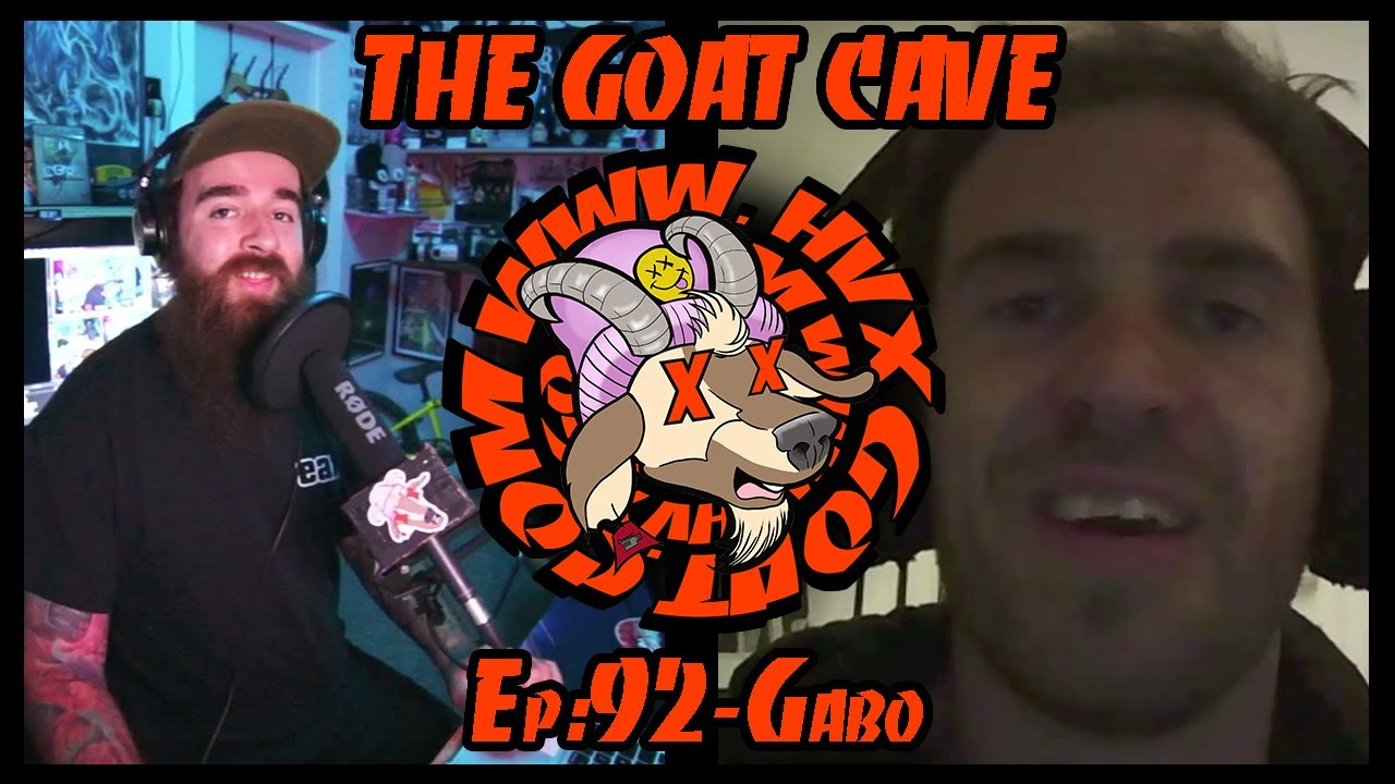 """The Goat Cave Podcast (Ep:92- Gabo from """"Share A Smile, Share A Bike"""", & """"Trail Records"""")"""