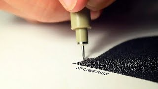 A Painting Made of 3 Million Dots...