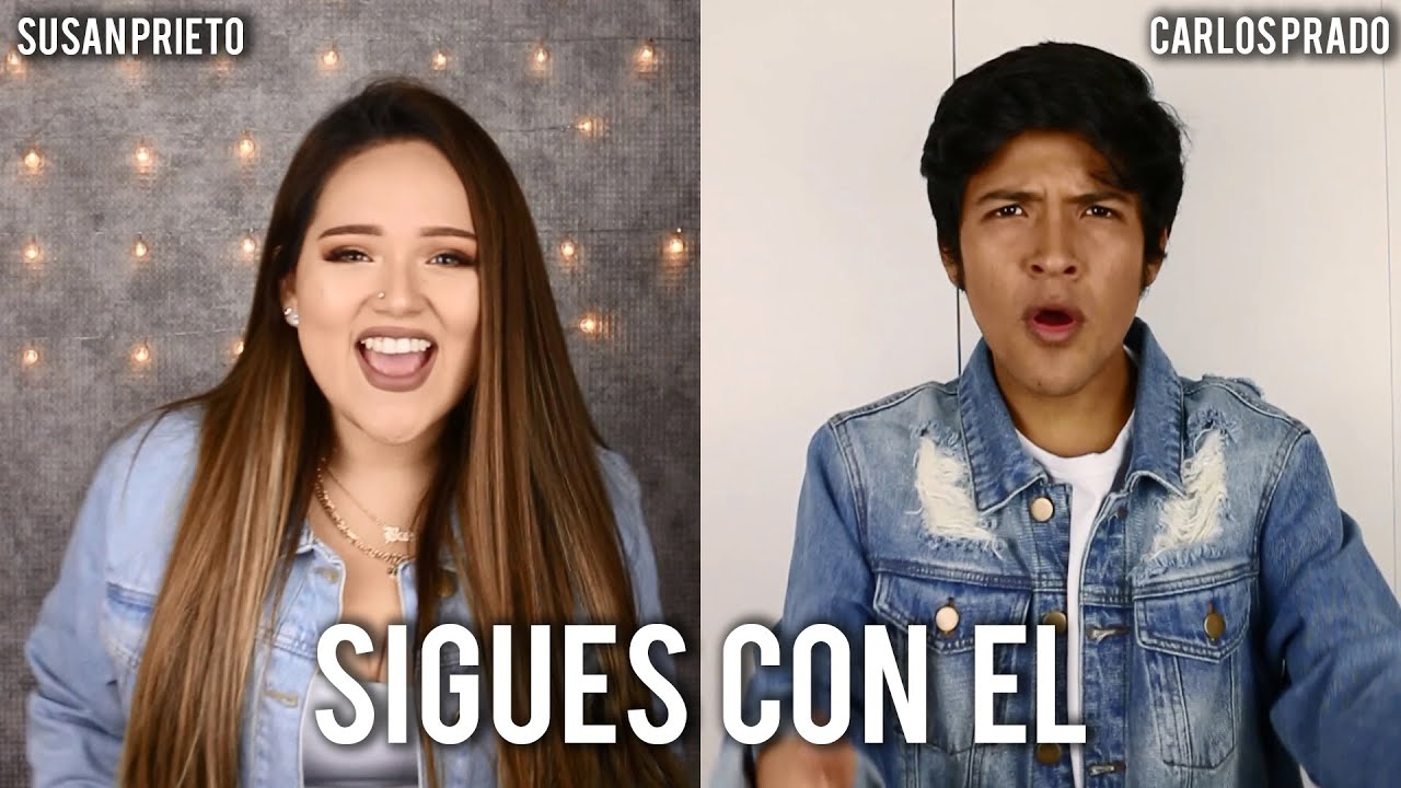 Sigues Con Él - Susan Prieto & Carlos Prado (Versión Salsa)