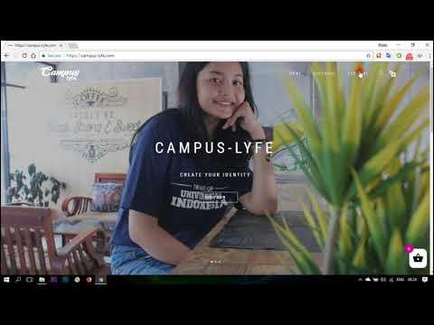 Cara cek resi orderan Campus-Lyfe