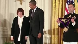 Linda Ronstadt awarded Nat