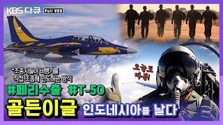 ★비행기 배달이요★ 국산 T-50 골든이글 첫 해외 수출 과정 밀착 다큐 - 골든이글 T-50, 인도네시아를 날다! (2014) | 전투기 밀착 다큐 시리즈 3탄
