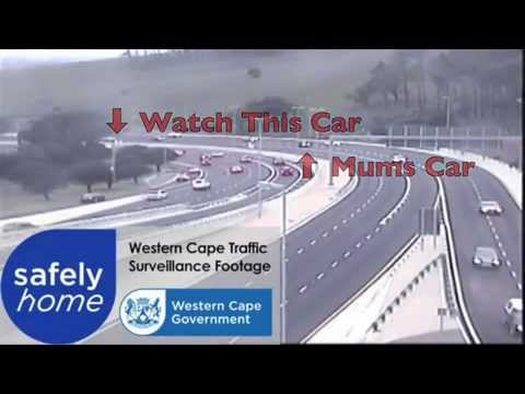 South African Road Safety Video