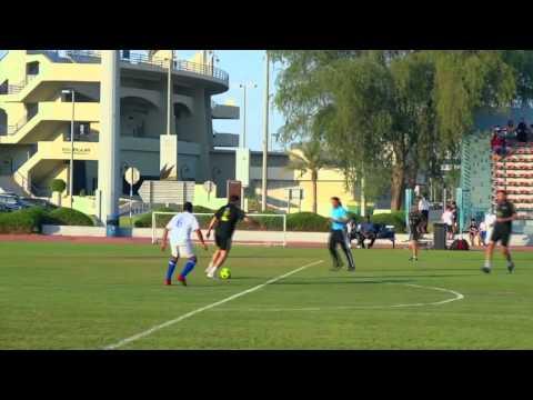 NAS Football Team Abu Dhabi