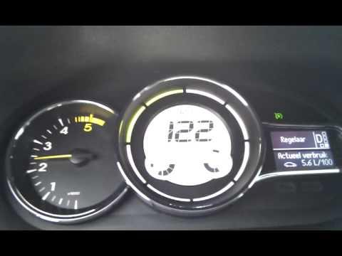 Driving My Renault Megane Estate 15 Dci Edc 110pk 11min 15sec