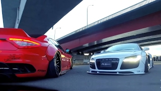 Best of the best - Liberty Walk X Fi Exhaust X Premiere works !!!