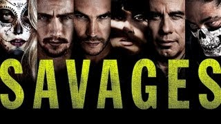 """SAVAGES"" John Travolta, Benicio Del Toro | Trailer Deutsch German & Kritik Review [HD]"