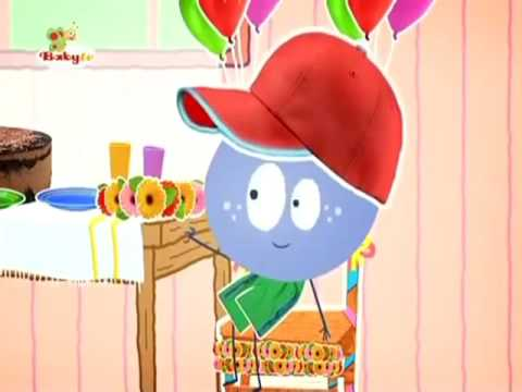 BabyTV Stick with Mick at his birthday party english