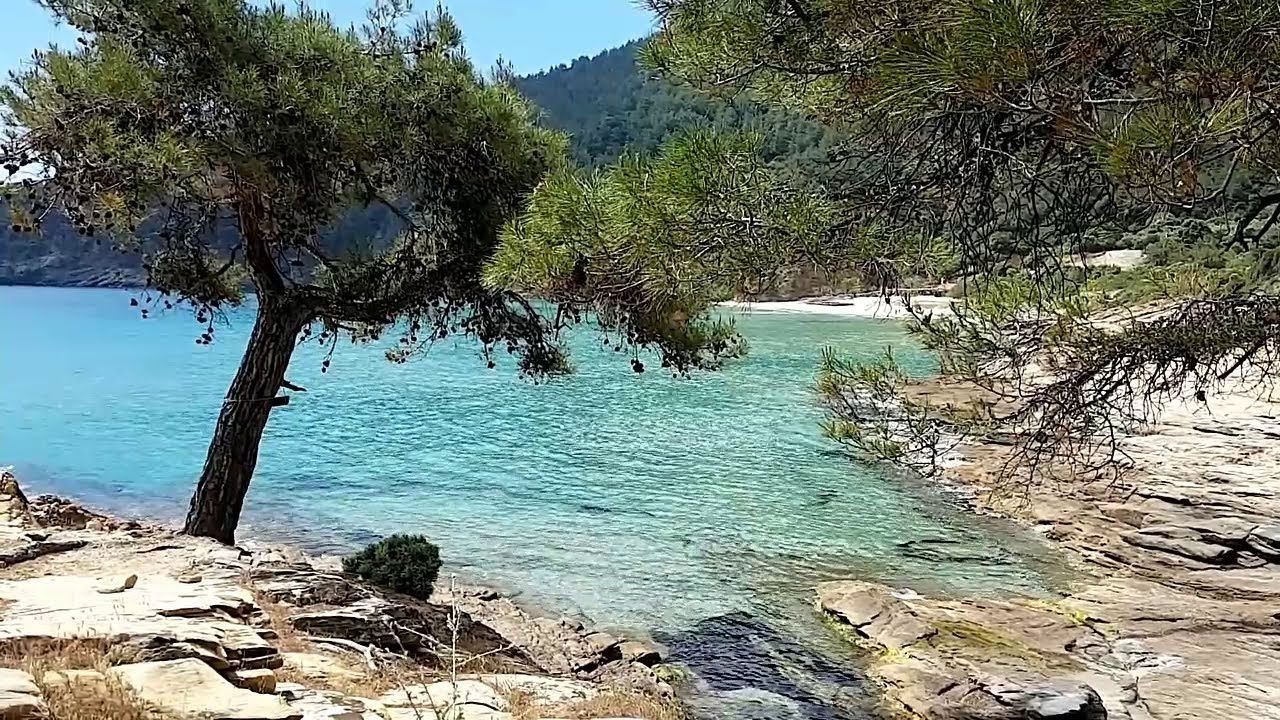 Thassos Paradise Nudist Beach