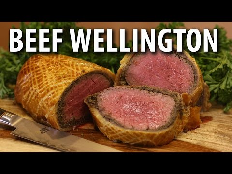 Amazing Beef Wellington Recipe |  - Lobel