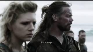"""Сериал """"Викинги"""" - Второе вторжение в Нортумбрию"""
