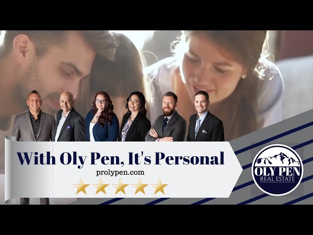 With Oly Pen, It's Personal...