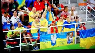 Олег Верняев, параллельные брусья, финал. ОИ РИО-2016.