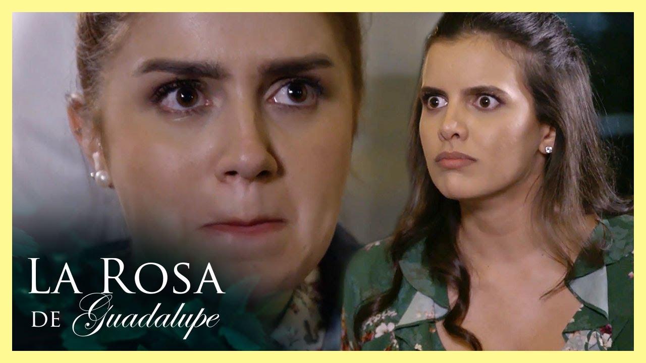 Teodora cachetea a Jessica por celos   El ingrediente secreto es el amor   La Rosa de Guadalupe