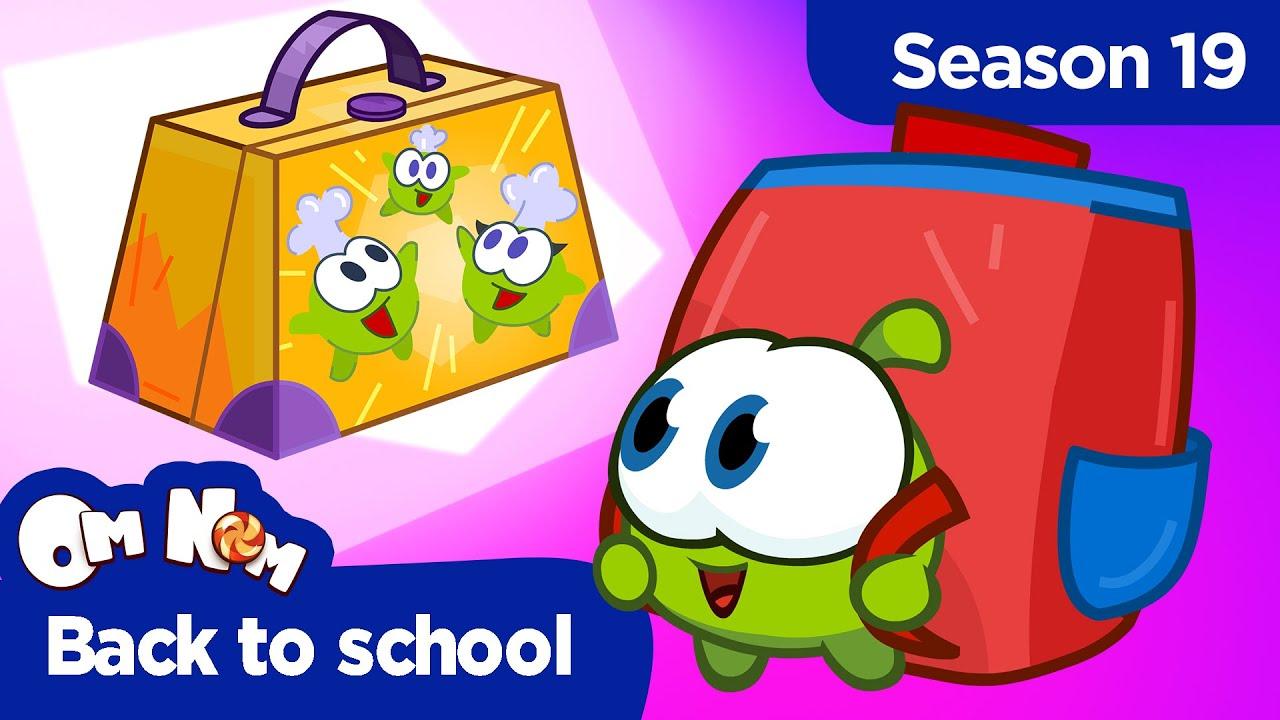 Download Om Nom Stories: Om Nom Cafe - Back to school (Season 19)