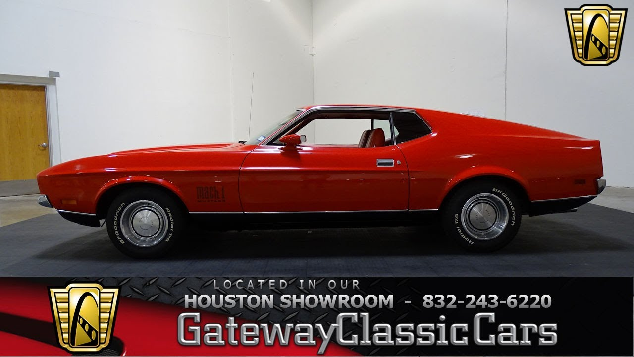 Ford Mustang Gateway Classic Cars Houston Showroom Youtube