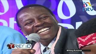 Ekebe Mimics: From Stevo Simple Boy to Dj Shiti, Raila, Ruto, Waititu  || #theTrend
