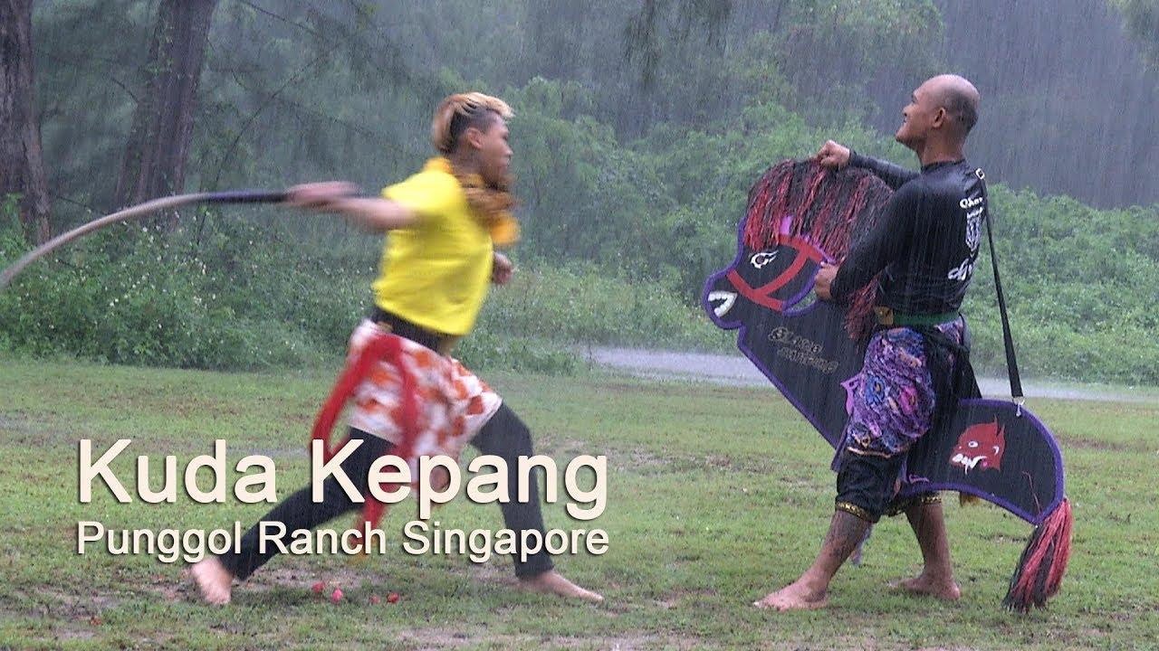 Kuda Kepang Javanese Horse Trance Dance In Singapore
