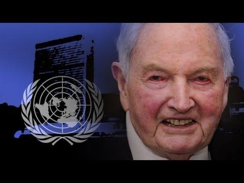 Confessions of a Rockefeller World Order