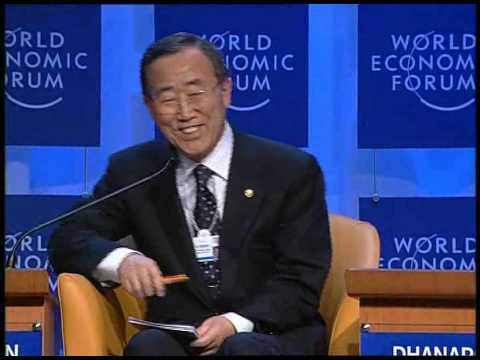 Davos Annual Meeting 2006 - A New Mindset for the UN