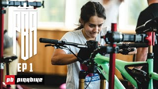 10 Riders Face The Ultimate Mountain Bike Challenge | Pinkbike Academy EP 1
