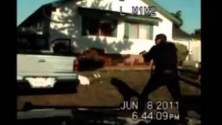 Graphic video of California police shooting... Was it justified? You decide...
