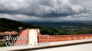 [BONUS] #Mosteiro Santa Cruz na Serra do Estevão - Time Lapse #1