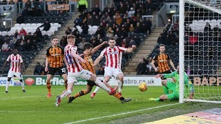 Highlights: Hull City v Stoke City