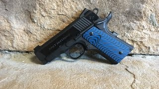 The New Colt Defender 9mm - A pint sized Colt 1911 for Your EDC!