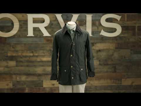 Barbour® Beaufort, Bedale, and Ashby Waxed Cotton Jackets