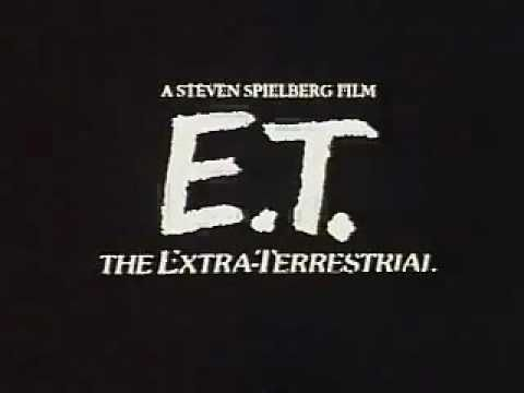E.T. The Extra-Terrestrial (1982) Trailer