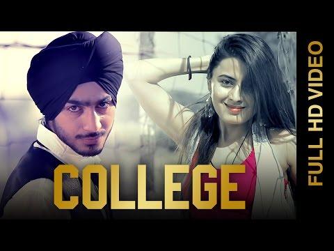 New Punjabi Songs 2015 | College | Khush Chahal | Latest Punjabi Songs 2015