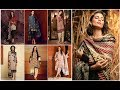 Alkaram Studio New Winter Linen Unstitched Collection 2018-19 With Price (part 1)