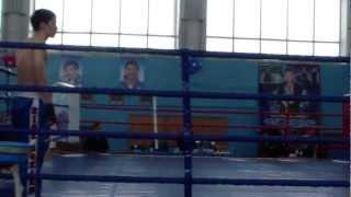 Чемпионат Республики Казахстан по кикбоксингу среди молодёжи г.Костанай 28.03.2013 г