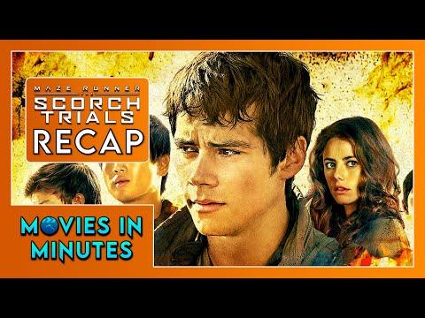 Maze Runner: The Scorch Trials in 4 minutes (Movie Recap)