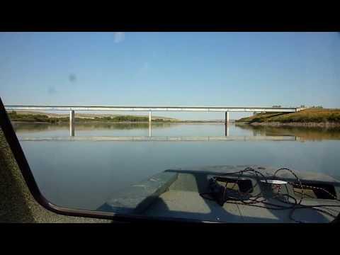 Harbercraft extreme shallow on the South Saskatchewan River