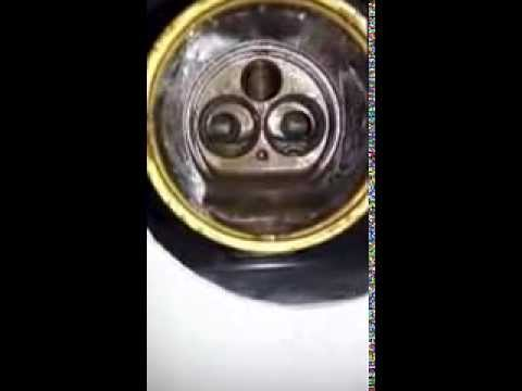 Delta Valve Body mod for more pressure - YouTube