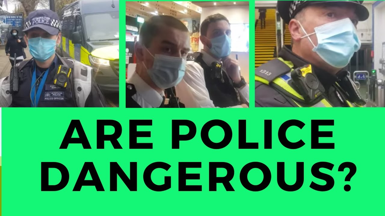 QUESTIONING THE POLICE - Are they a danger to us?