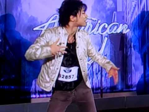 guy Crazy american idol asian