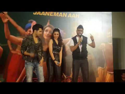 'Jaaneman Aah' Full Song-  Varun Dhawan -  Parineeti Chopra- Aman Trikha