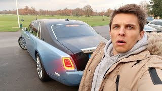 SHOPPING FOR A £600,000 CAR!   Rolls-Royce Phantom 8