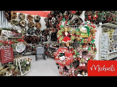 christmas 2018 at michaels christmas decorations ornaments home decor shopping full download - Michaels Christmas Eve Hours