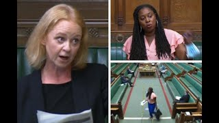 Speaker kicks Dawn Butler out of Commons for calling Boris Johnson a liar and  refusing to withdraw.